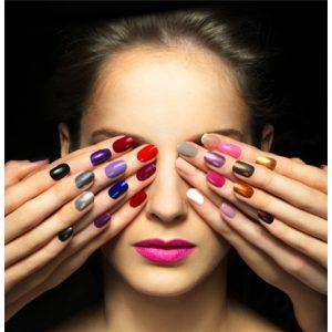 LED-UV Gellak - Colour