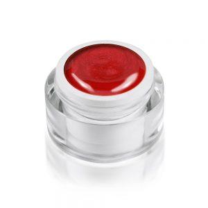 Color Gel Champions Red 06 is een prachtige kleurgel met metallic effect.