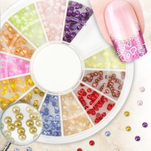 Nailart Rondel & Box