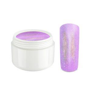 Mermaid gel searose-purple is een trendy gel met special mermaid-effect.