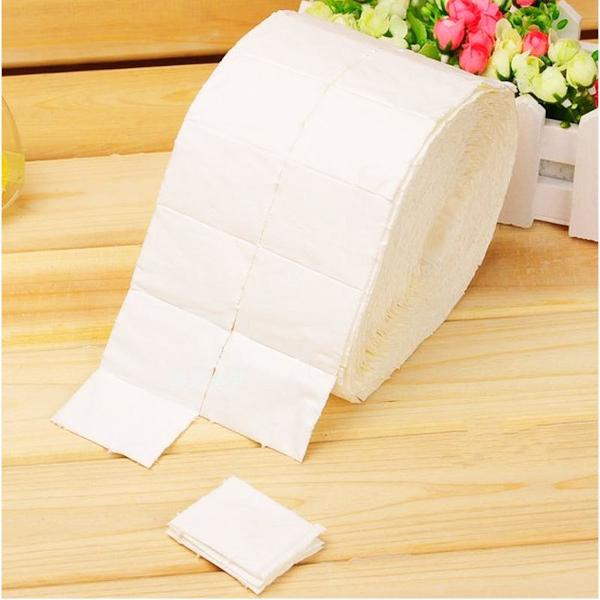Nagel Tissues 500 stuks zijn onmisbaar voor het maken van nagels.