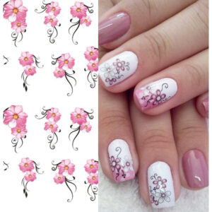 Nail Stickers - Nagel Stickers