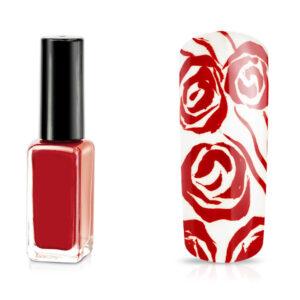 Nailart pen rood voor de mooiste nageldecoratie.