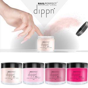 Dip Poeder sets & kleuren