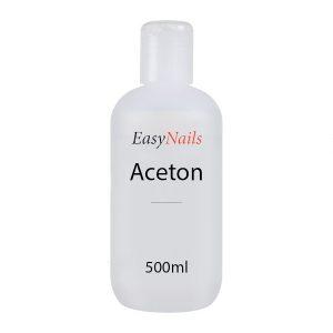 nageloplosser, aceton, in een voordelige 500ml fles.
