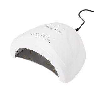 LED/UV lamp 48w sunwhite voor het uitharden van gel en gellak.
