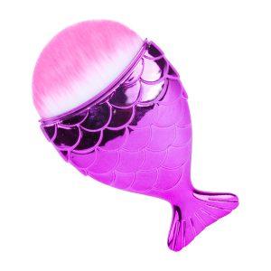 Stofpenseel mermaid voor het gemakkelijk weghalen van stofresten.